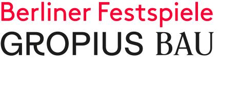 Logo Berliner Festspiele – Gropius Bau